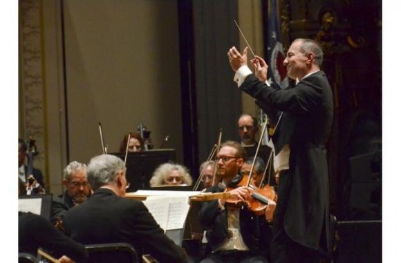 Columbus Symphony Orchestra: Rossen Milanov & Gil Shaham - Prokofiev at Ohio Theatre - Columbus