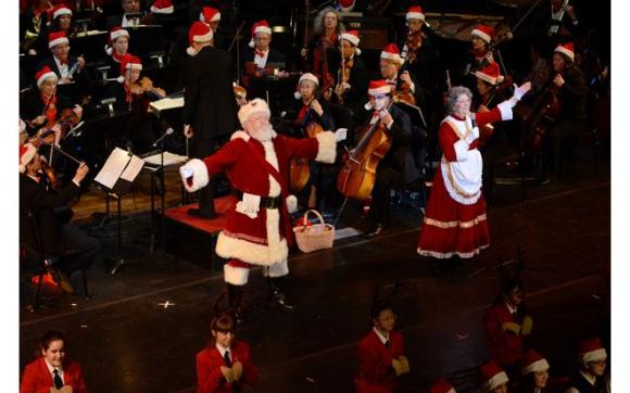 Columbus Symphony Orchestra: Holiday Pops at Ohio Theatre - Columbus