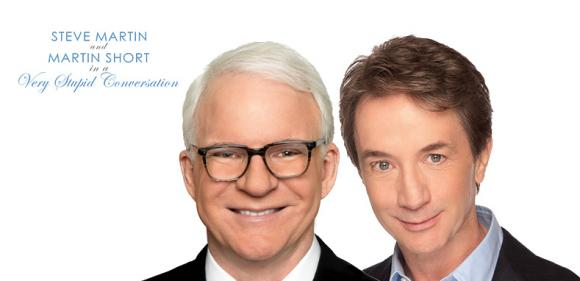 Steve Martin & Martin Short at Ohio Theatre - Columbus