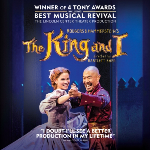 Rodgers & Hammerstein's The King and I at Ohio Theatre - Columbus