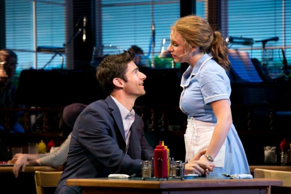 Waitress at Ohio Theatre - Columbus