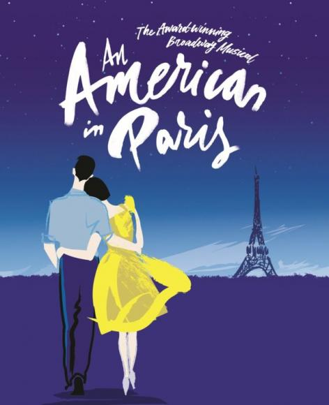 An American in Paris at Ohio Theatre - Columbus