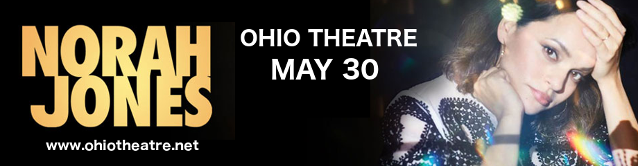 Norah Jones at Ohio Theatre - Columbus