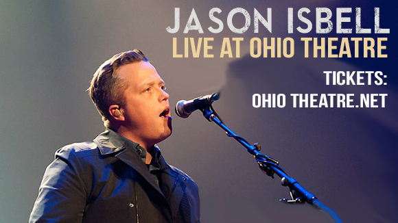 Jason Isbell & Amanda Shires at Ohio Theatre - Columbus