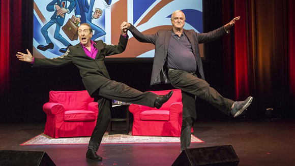 John Cleese at Ohio Theatre - Columbus