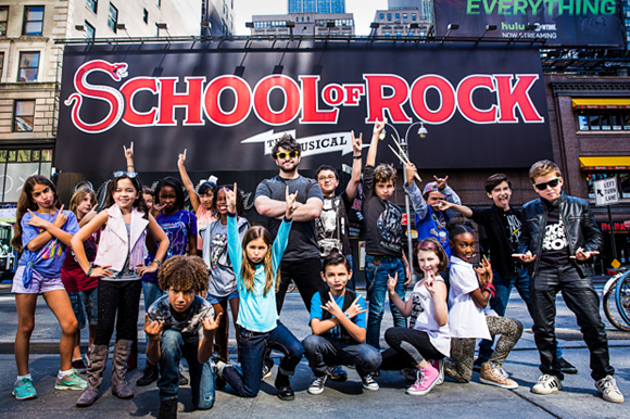 School of Rock - The Musical at Ohio Theatre - Columbus