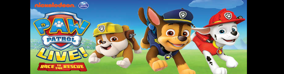 Paw Patrol at Ohio Theatre - Columbus