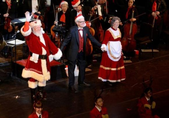 Columbus Symphony Orchestra: Ronald Jenkins - Holiday Pops at Ohio Theatre - Columbus