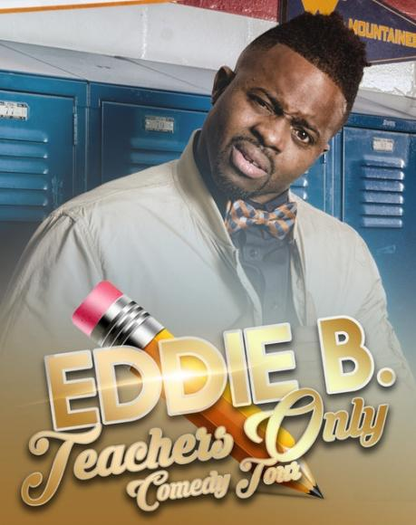 Eddie B at Ohio Theatre - Columbus