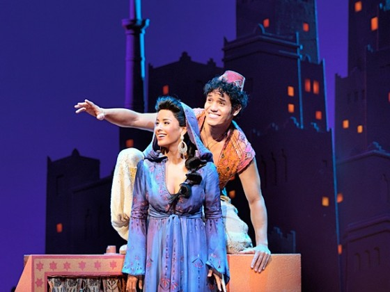 Aladdin at Ohio Theatre - Columbus