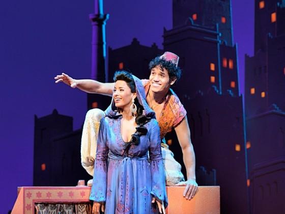 Aladdin at Ohio Theatre - Columbus