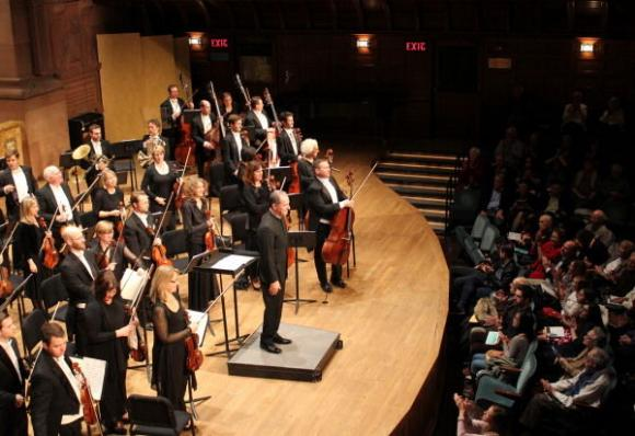 Columbus Symphony Orchestra: Rossen Milanov - In Full Splendor at Ohio Theatre - Columbus