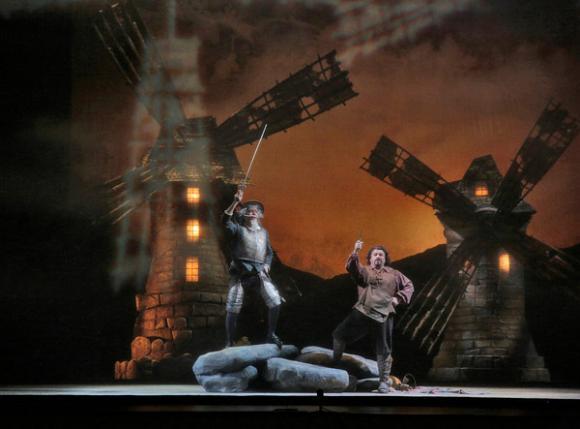 Don Quixote at Ohio Theatre - Columbus