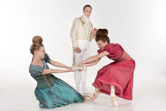 BalletMet: Cinderella at Ohio Theatre - Columbus