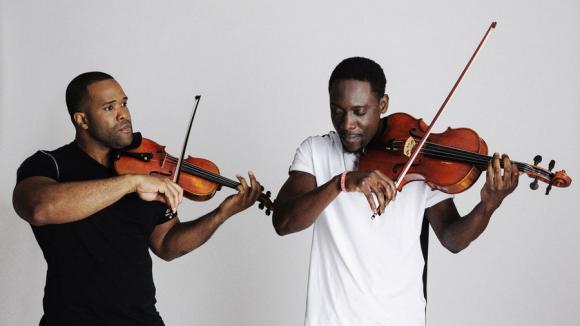 Black Violin Duo at Ohio Theatre - Columbus