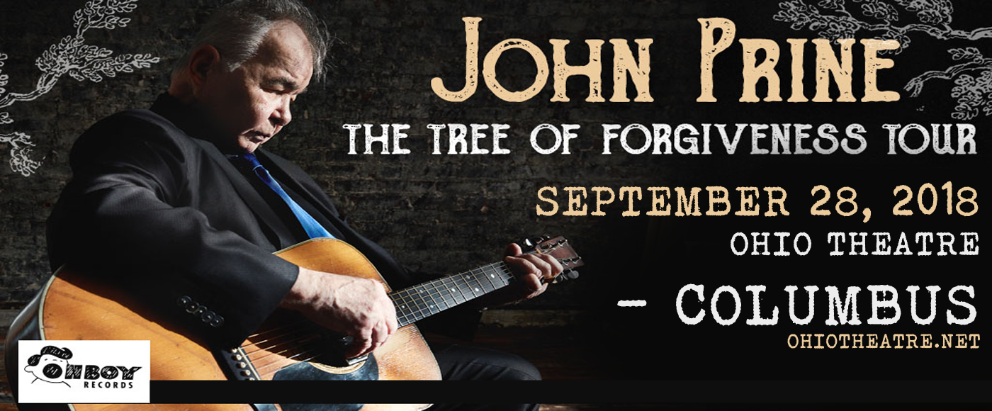 John Prine at Ohio Theatre - Columbus