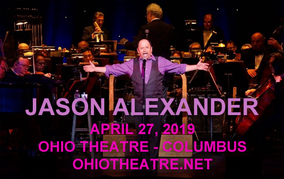Jason Alexander & Columbus Symphony Orchestra at Ohio Theatre - Columbus