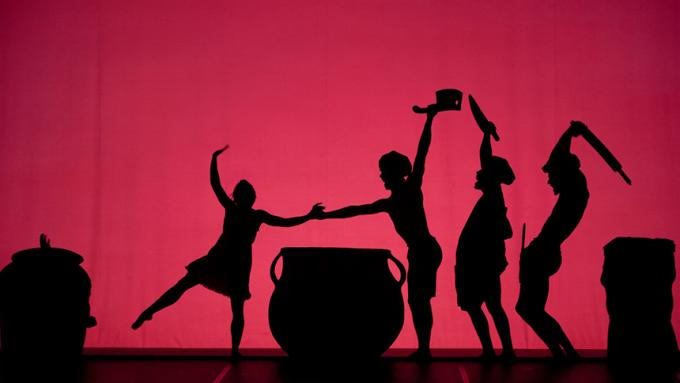 Pilobolus Dance Theater at Ohio Theatre - Columbus