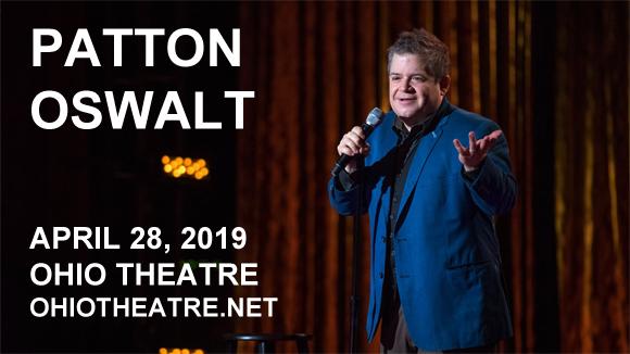 Patton Oswalt at Ohio Theatre - Columbus