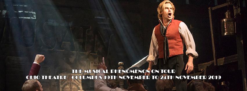Les Miserables at Ohio Theatre - Columbus