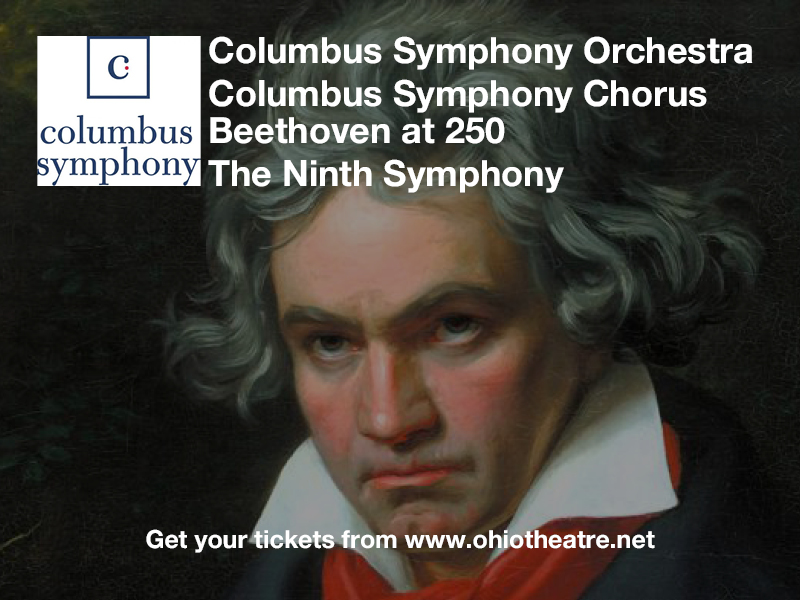 Columbus Symphony Orchestra: Rossen Milanov - Beethoven At 250: The Ninth Symphony at Ohio Theatre - Columbus
