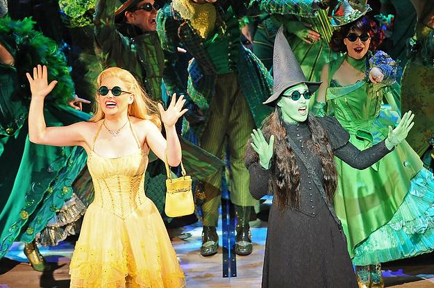 Wicked at Ohio Theatre - Columbus