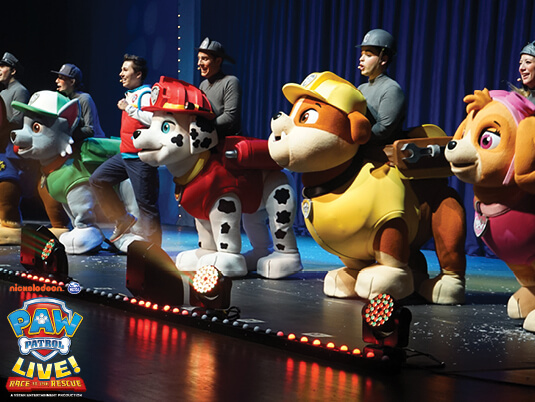 Paw Patrol Live at Ohio Theatre - Columbus
