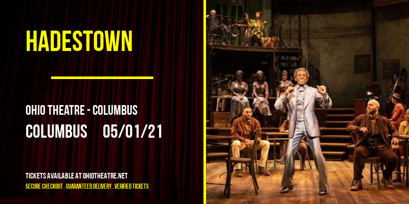 Hadestown at Ohio Theatre - Columbus
