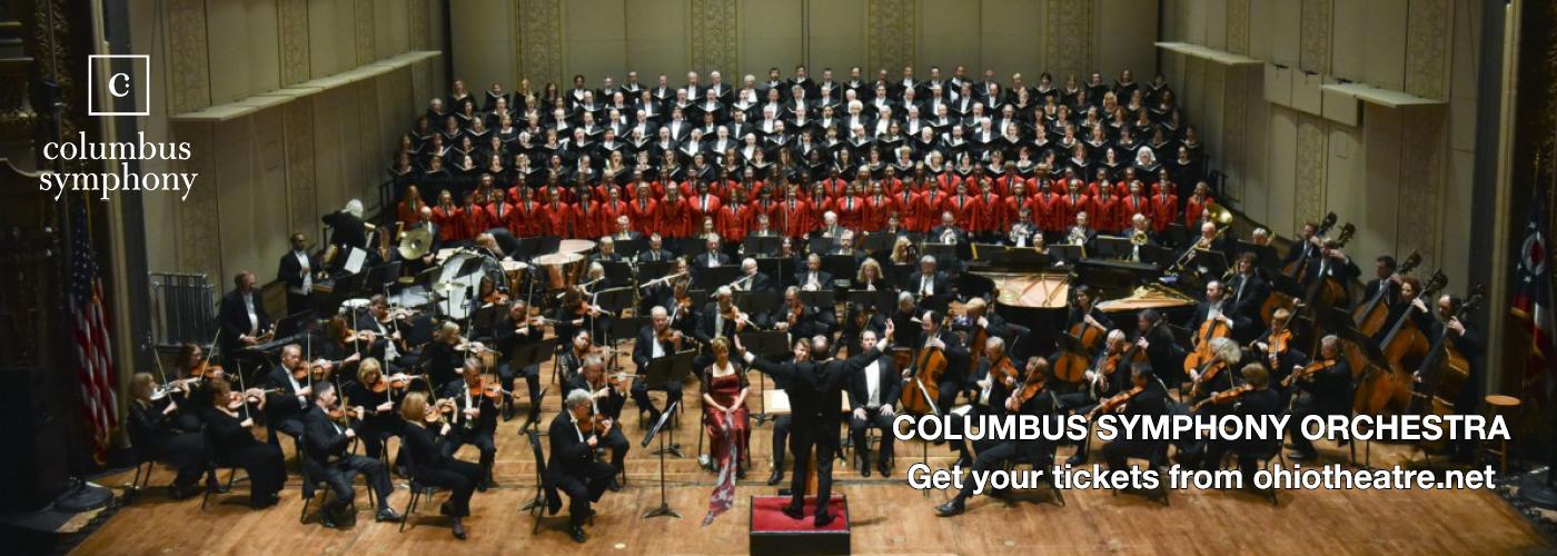 Columbus Symphony Orchestra ohio theatre