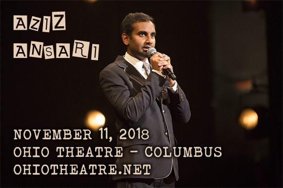 Aziz Ansari at Ohio Theatre - Columbus