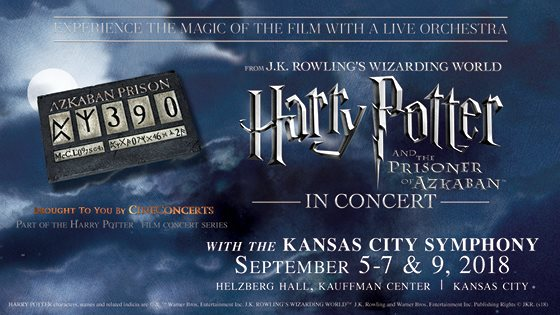 Columbus Symphony Orchestra: Harry Potter and The Prisoner of Azkaban in Concert at Ohio Theatre - Columbus