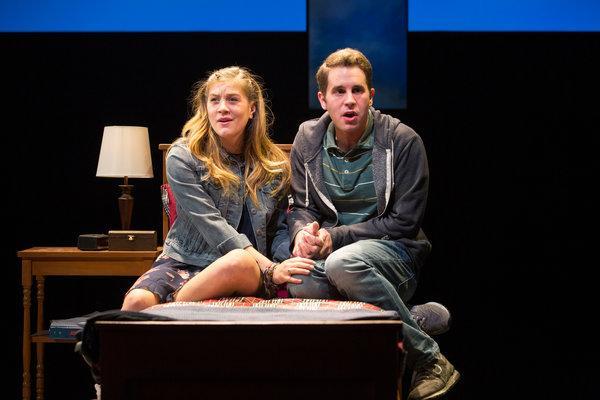 Dear Evan Hansen at Ohio Theatre - Columbus