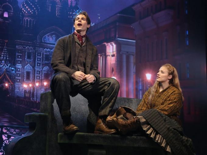 Anastasia at Ohio Theatre - Columbus