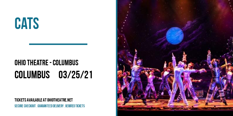 Cats at Ohio Theatre - Columbus